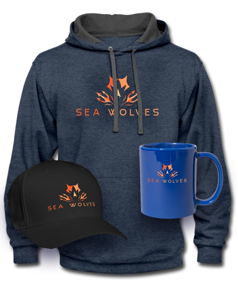 Sea wolves pack shop