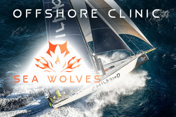 Sea Wolves Childhood Offshore clinic