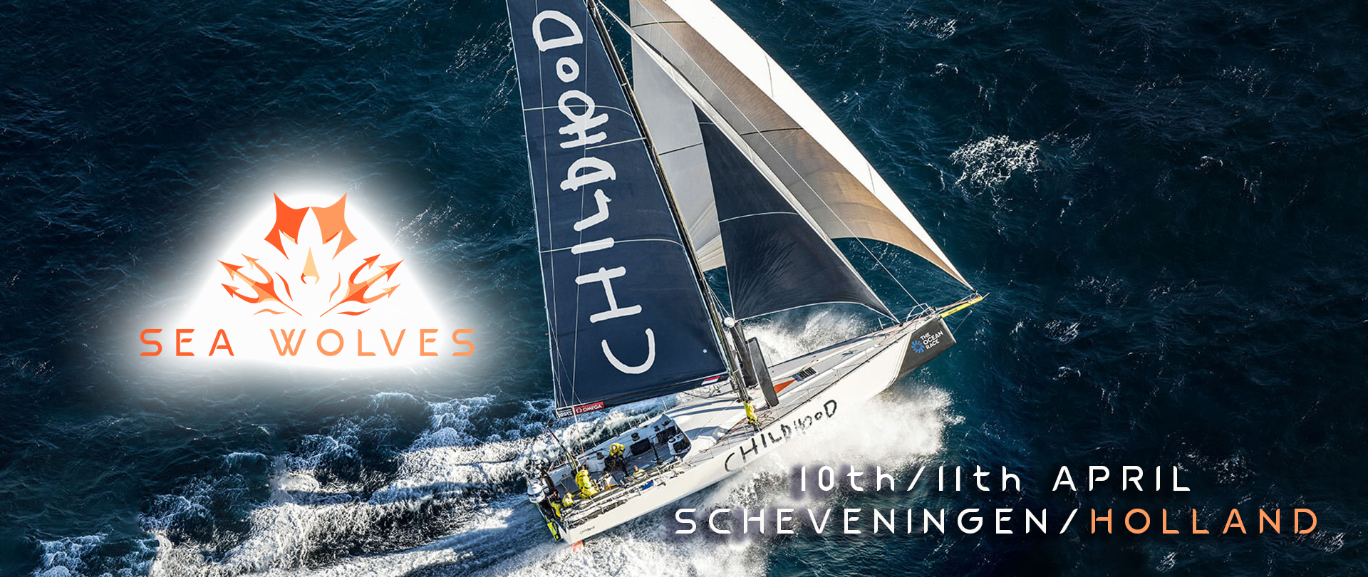 Sea Wolves V65 Childhood sailing clinic