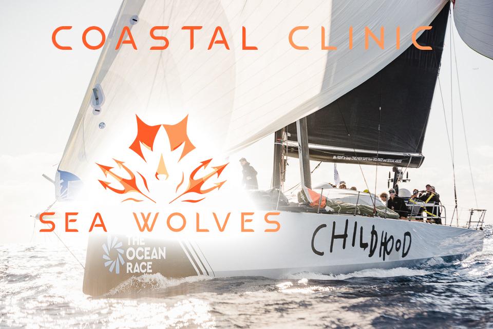 Sea Wolves Childhood Coastal sailing clinic