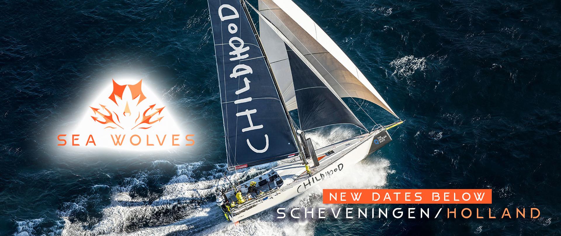 Sea Wolves Childhood v65 sailing clinics